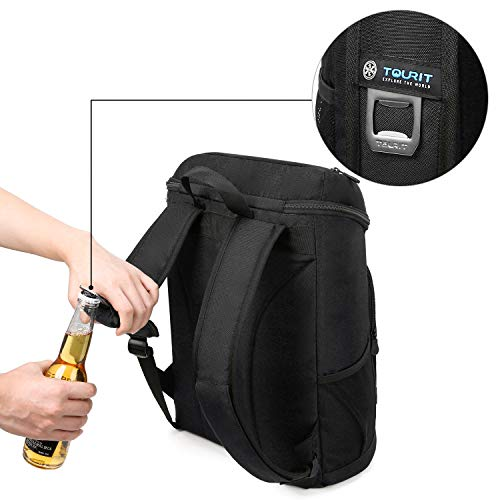 TOURIT Insulated Cooler Backpack Leakproof 30 Cans