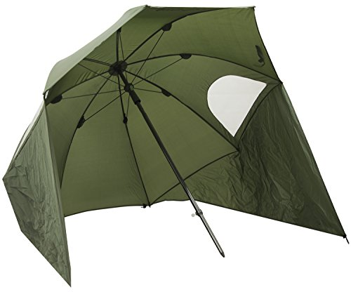 Michigan Fishing Umbrella Shelter with Top Tilt Tent/Brolly/Bivvy 86 Inch