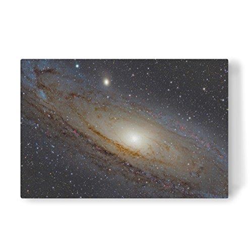 artboxONE Leinwand 60x40 cm Galaxy