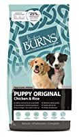 Made with natural ingredients Developed by Veterinary Surgeon, John Burns Based on our bestselling Original range Healthy growth and development Healthy skin and coat Low daily feeding costs