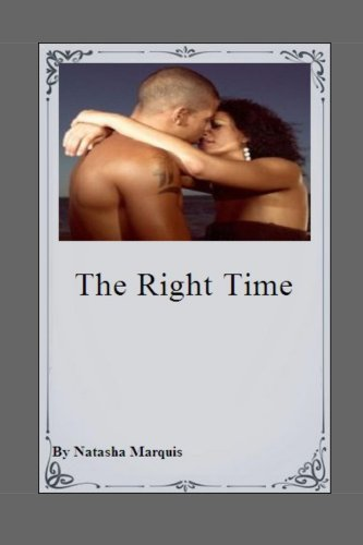 Book: The Right Time by Natasha Marquis