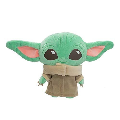 Ruz Peluche de Juguete The Mandalorian Baby Yoda de 20 cm Aprox.