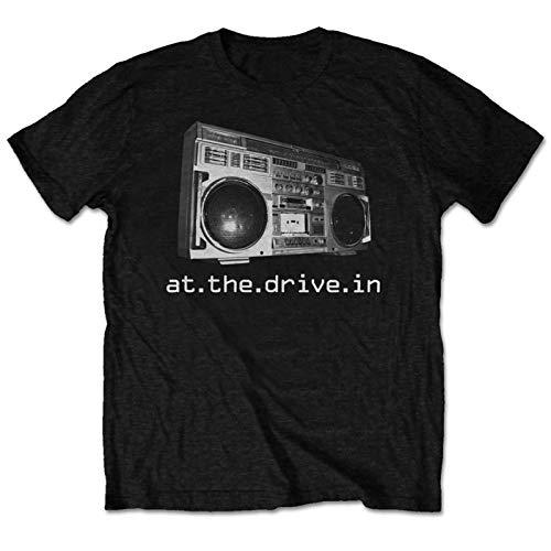 at The Drive-in Herren T-Shirt Boombox (Einzelhandelsverpackung) Gr. XL, mehrfarbig