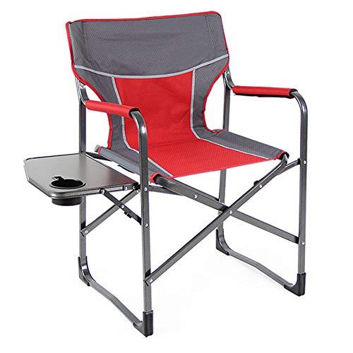 CQ Portable Pliant Chaise De Pêche Chaise De Camping Siège en Aluminium Chaise De Pêche pour Extérieur Pique-Nique Barbecue Chaise De Plage