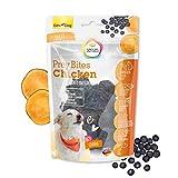 GimDog Senses Prey Bites Hühnchen mit Holunder und Süßkartoffel 100 g