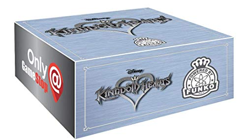Funko Pop Mystery Box Gamestop Exclusive Kingdom Hearts Tron Sora Pippo Donald
