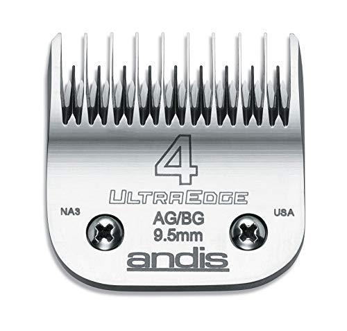 Andis Ultra Edge Blade 4 9.5 mm - Juego de Cuchillas cortapelos