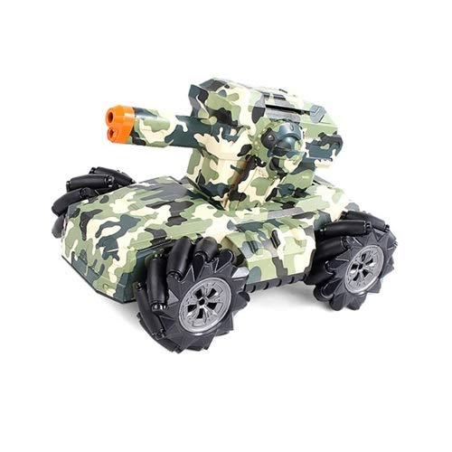 Lihgfw Kinderspielzeug-Fernbedienung Car Battle Drift-Fernbedienungstank kann Bombe-Modell-Spielzeug-Spielzeug-Boy-Vierradantrieb außerhalb der Straßenfahrzeug-Fahrzeug-Fahrzeug-Fahrzeug-Fahrzeug-Fahr