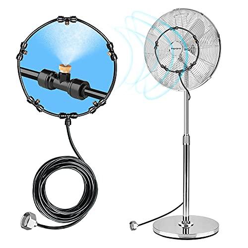 ventilador nebulizador exterior fabricante LOUYC