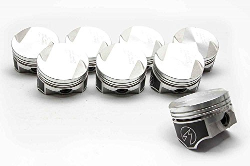 (8) Speed Pro TRW L2379F Forged Pistons & Moly ring set compatible with Ford 351C Cleveland. Choice of sizes. (.030 bore)