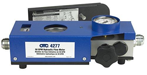 OTC Tools 4277 50 GPM Hydraulic Flow Meter