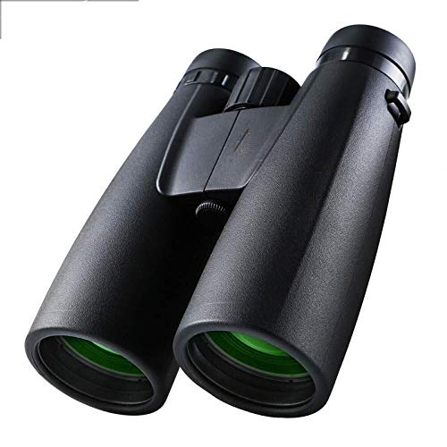 Best Bargain Yadianna Telescope 12X50 Hd Binoculars Powerful Telescope Tactical Scope Low Light Nigh...