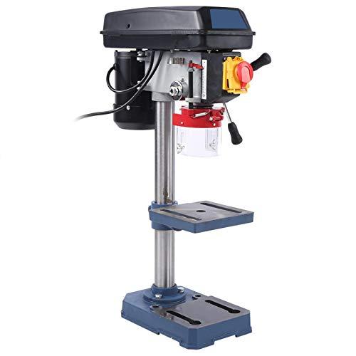 220V bänkborrmaskin DK-M13 DIY borrtillbehör Workshop variabel hastighet