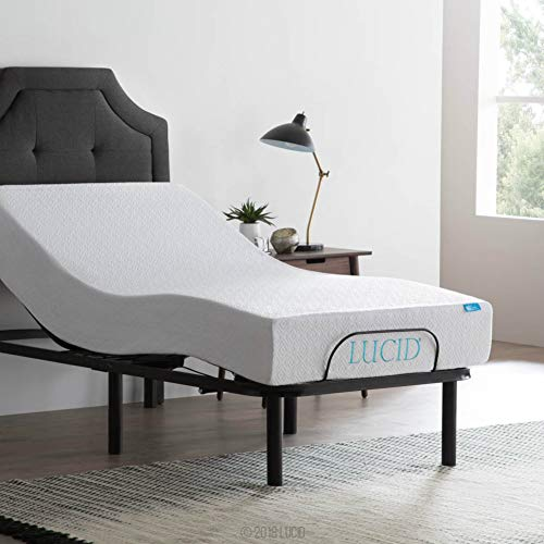 LUCID L100 Adjustable Bed Base