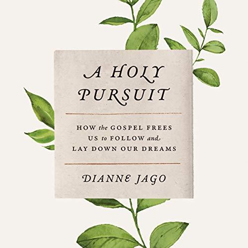 A Holy Pursuit cover art