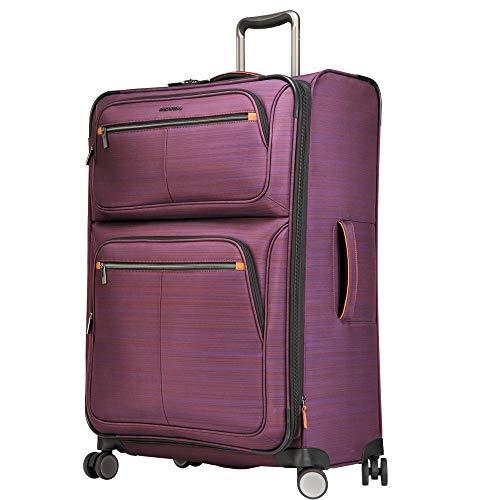 Ricardo Montecito 29' Soft Side Spinner Luggage Purple