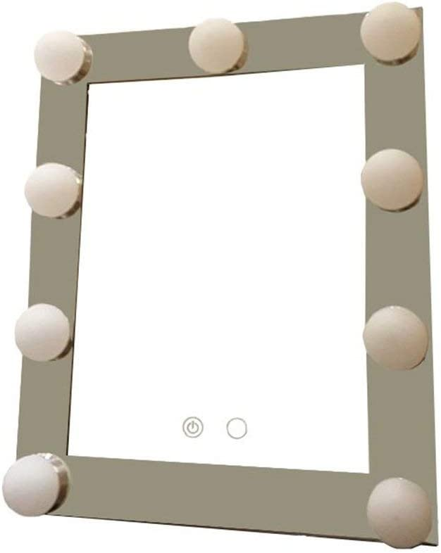 HUAXUE Bathroom Furniture Mirrors Mir Ligh White Our shop OFFers the best service Outlet ☆ Free Shipping Makeup