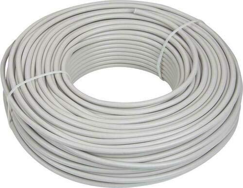 10 M Mantelleitung NYM-J 3x1,5mm² Kabel Ring, 3 adriges Installationskabel nach DIN VDE 0250-204