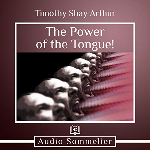 The Power of the Tongue! audiobook cover art