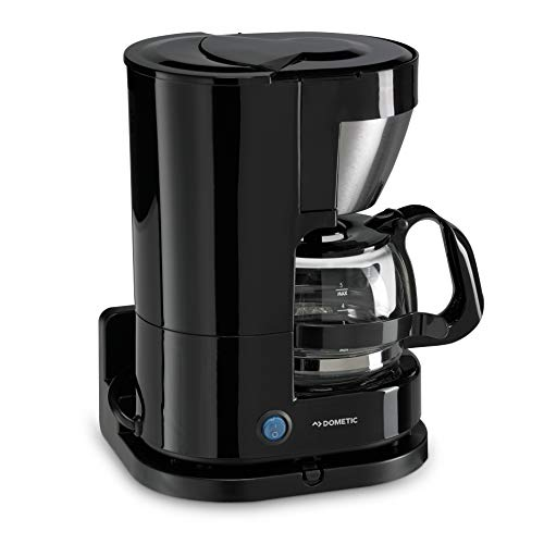 Dometic PerfectCoffe MC 052 - Cafetera de 12 V para cinco tazas, con conector para mechero