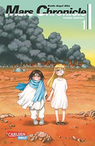 Battle Angel Alita - Mars Chronicle 1 (1)
