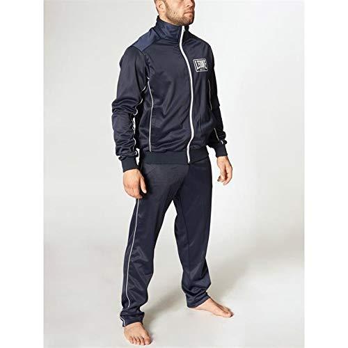 Tuta Completa (Giacca e Pantaloni) Leone AB796 (Blu, M)