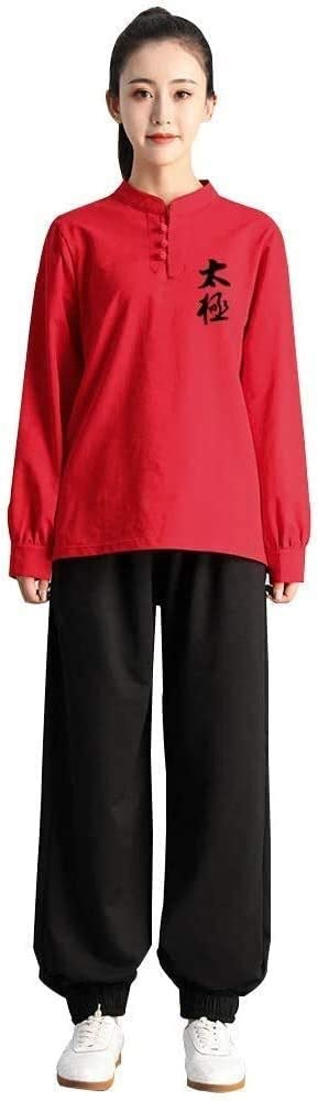 ZHANGYN Tai Chi Max 72% OFF Set Tang Super intense SALE Martial Suit Clothing Clot Arts