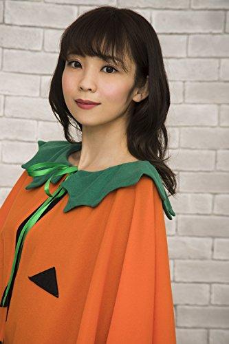 『Party City コスプレ ショートパンプキンマント レディース オレンジ』の7枚目の画像