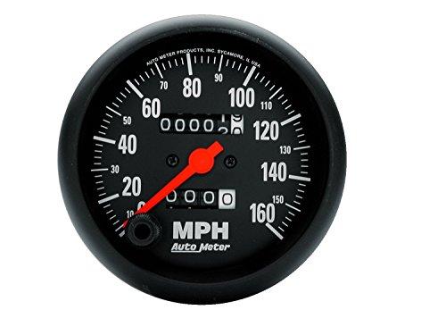 Auto Meter 2694 Z-Series In-Dash Mechanical Speedometer
