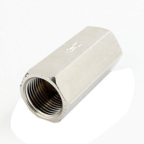 sourcingmap® 15.5mm 3/8PT Innengewinde Wasser Pneumatik Absperrventil Rückschlagklappe de de