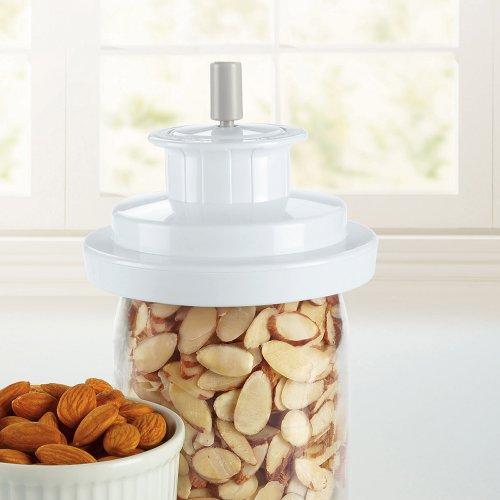 FoodSaver T03-0023-01P Wide-Mouth Jar Sealer