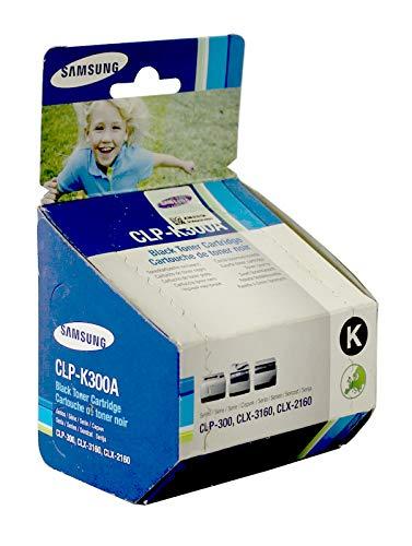 Original Toner Samsung CLP-K300A/ELS CLP300 CLX2160 CLX2160N CLX3160FN (ca 2.000 Seiten) Black