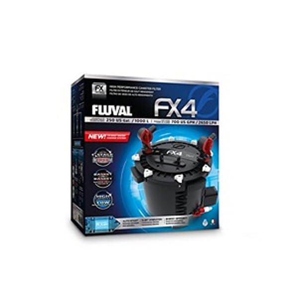 Fluval FX4 External Canister Filter