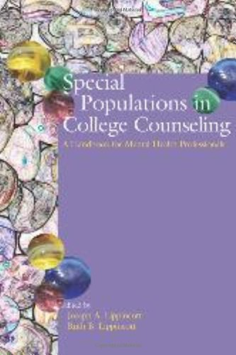 Special Populations In College Counseling A Handbook For Mental Health Professionals