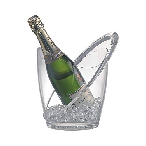 オービット ワインクーラー シャンパンクーラー クリア 1本用 2931 グローバル