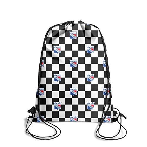 Drawstring Backpack Best Adjustable Hockey Sack Bag