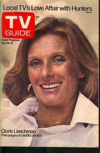 TV Guide October 25-31, 1975 (Cloris Leachman of Phyllis: Five Pages of Candid Photos; Local TV's Love Affair With Hunters, Volume 23, No. 43, Issue #1178)