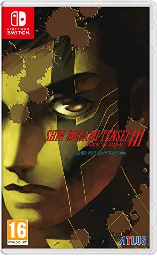 Shin Megami Tensei III Nocturne HD (Nintendo...