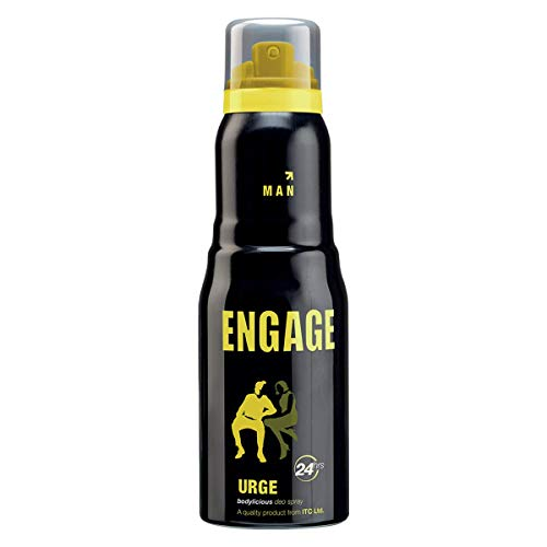 Engage Urge Deodorant For Men,150ml/100g (Weight May Vary)