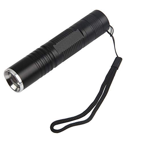 S5 Zoom Aluminiumlegierung Starke Taschenlampe Außenbeleuchtung Totale Wiederaufladbare Mini Tragbare Led Wasserdicht
