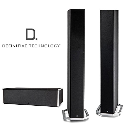 Fantastic Prices! Definitive Technology Speaker Bundle with (2) BP9060 and (1) CS9060