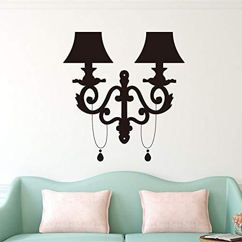 hetingyue muurstickers voor op de muur, Scandinavische kunst, modern bedlampje, raamdecoratie, muursticker, familie, slaapkamer, decoratie