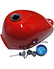 MONKEY モンキー 燃料タンク ガソリンタンク 5L 赤 レッド タンク