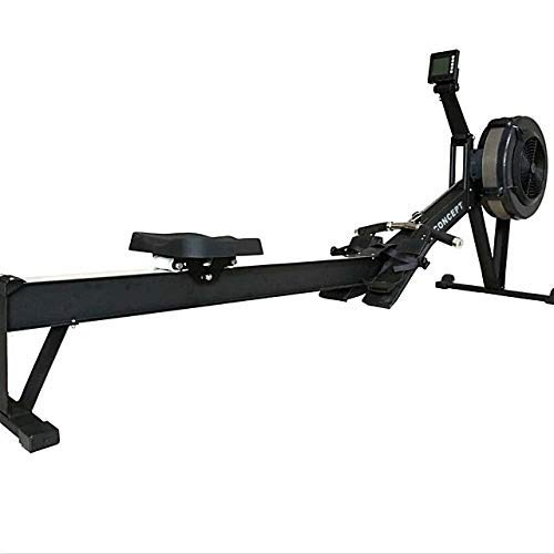 Best gymconcept Rowing Machine - Total Body Workout Machine - Perfect Rowing Machines for Home Use Indoor Gym - High Calorie Burning Rower Machine - Bluetooth Connectivity Folding Rowing Machine