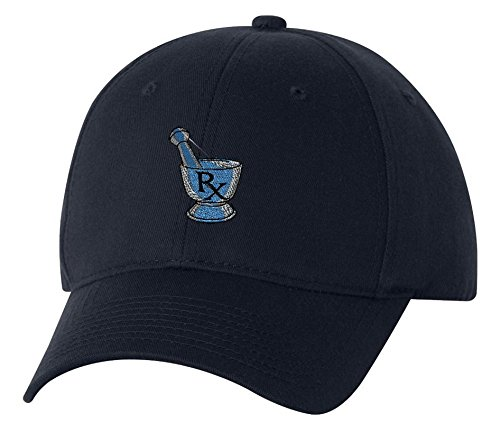 Unlimited Embroidery Pharmacist Custom Personalized Embroidery Embroidered Hat Cap
