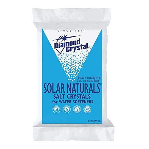 Water Softener Salt, Solar Naturals, 50 lb (PK-49)