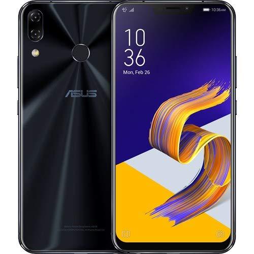 Asus ZenFone 5Z Smartphone da 64 GB ROM, 6 GB RAM, Dual Sim, Midnight Blu [Italia]