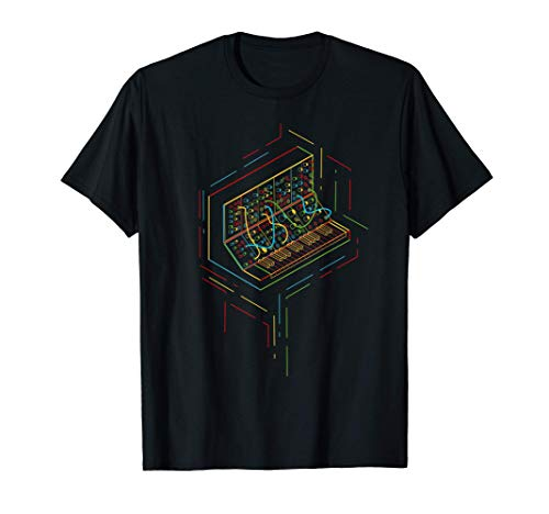 Modular Synthesizer Musiker T-Shirt