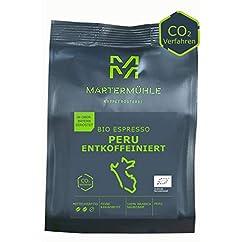 Martermühle Bio Espresso Peru entkoffeiniert
