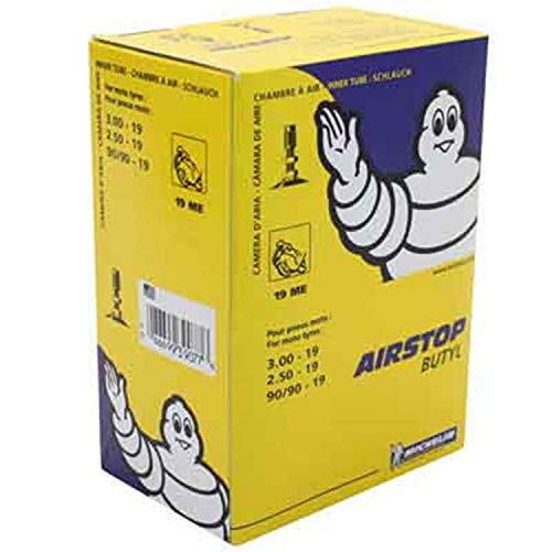 Cámara de aire Michelin 19 ME Valve TR4 (2.50-19, 3.00-19, 90/90-19)
